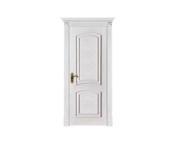 全实木烤漆门