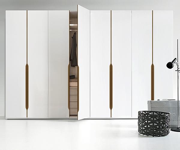 三聚氰胺板衣柜