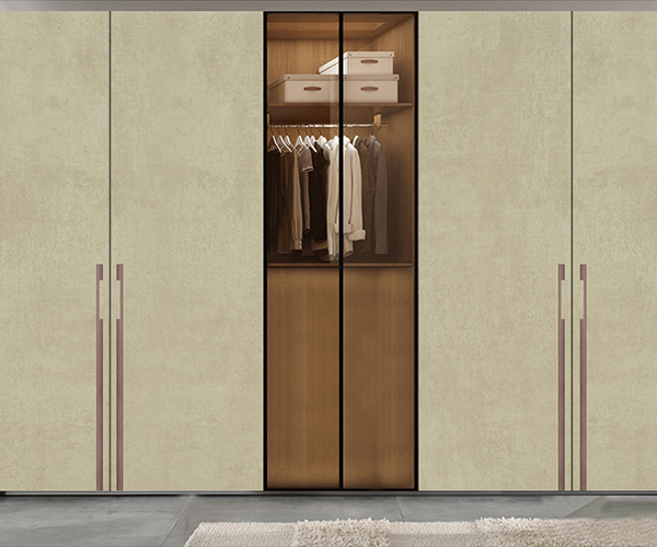 木工板衣柜