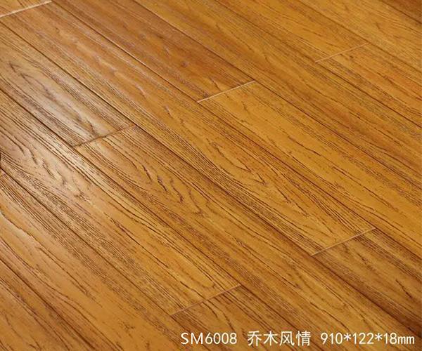 长条实木地板