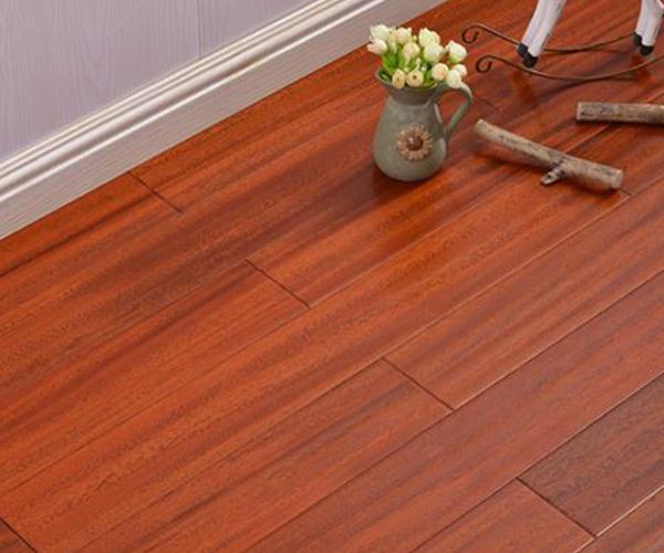 卧式木地板