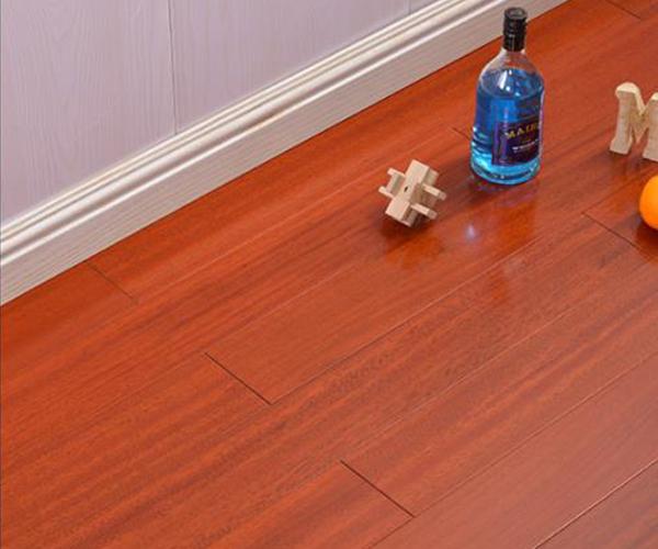 混合木地板