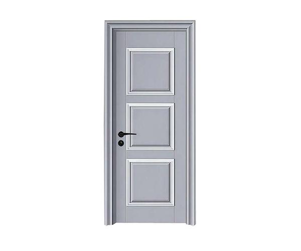 不锈钢烤漆静音门