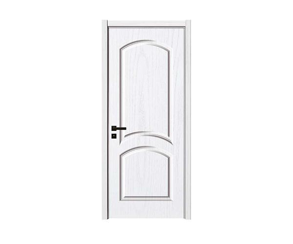 室内实木静音套装门