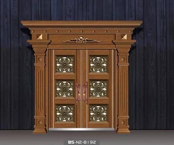 装修过程中实木门的颜色造型都有哪些内涵