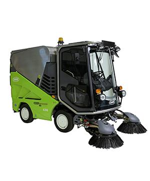 驾驶式扫地机清扫过程中的技巧