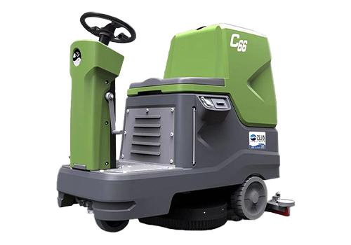 扫地机洗地机