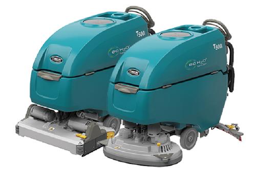 洗地机在制造业中的应用