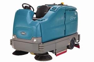 驾驶式洗地机彻底颠覆传统的保洁方式