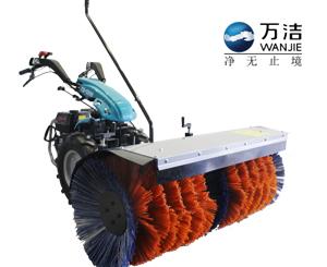 机械法除雪及常见的除雪机械