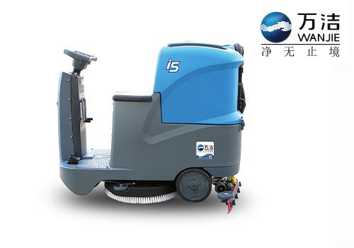 ICS宇洁星 i5小型驾驶式洗地机