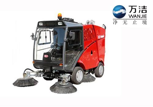 Patrol(谱雀)驾驶式道路扫地车