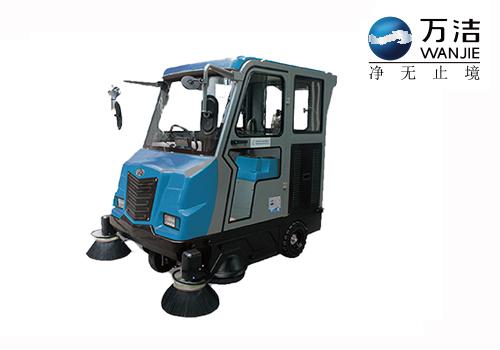 ICS宇洁星 100s、100E 多功能城市清扫车