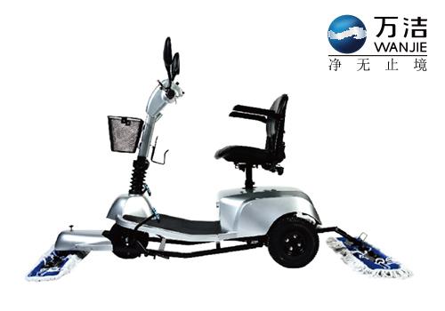 ICS宇洁星 550A 电动尘推车