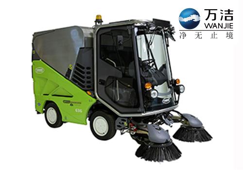 坦能 636 多功能紧凑型清扫车