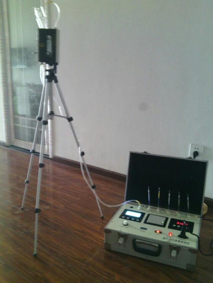 昆明室内空气污染检测