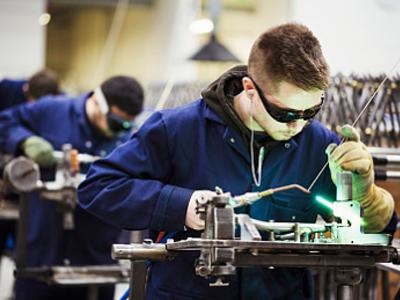 澳大利亚电焊工