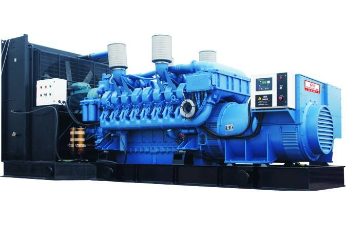 奔驰柴油发电机组