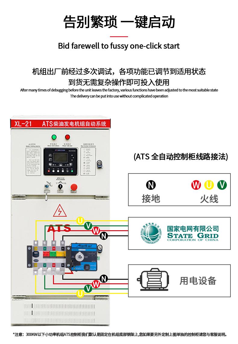 上海申动发电机