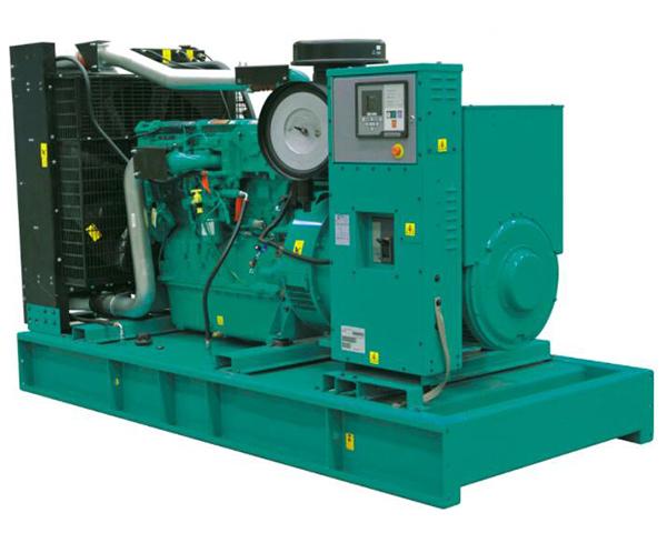 400KW东风康明斯发电机