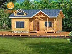 手工小木屋