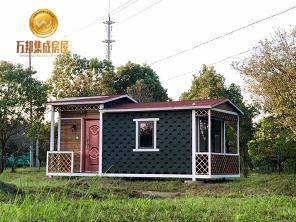 户外小木屋