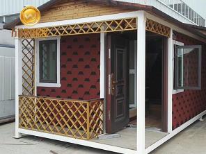 小  木  屋