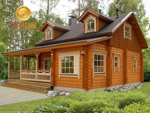 木屋独栋别墅