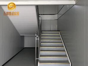 打包箱双跑楼梯