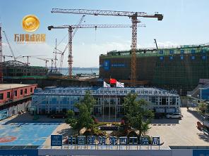 中建四局体育中心项目