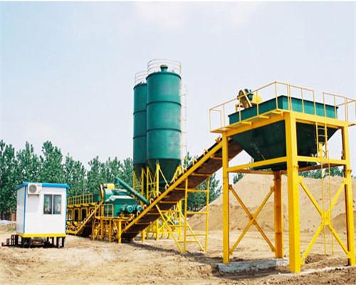 如何更好的提高穩定土拌合站的使用效率呢?