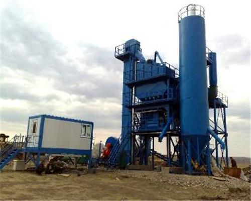 淄博/棗莊瀝青攪拌站的基本構造及工作原理是什么