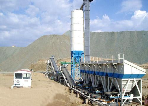 牡丹江/伊春稳定土拌和站在施工中质量问题的预防及处理