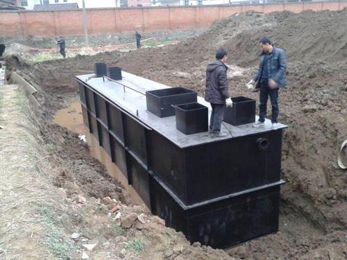 商丘/信阳如何清洁地埋式污水处理设备