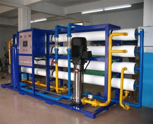 电镀工业污水处理设备