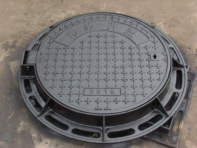 浙江/綿陽鑄鐵井蓋在尺寸上要注意什么