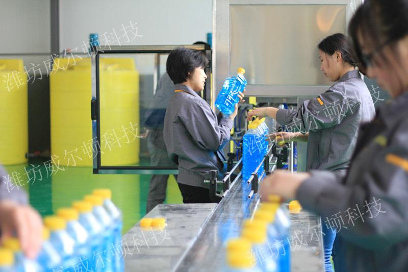 全能水自动线灌装