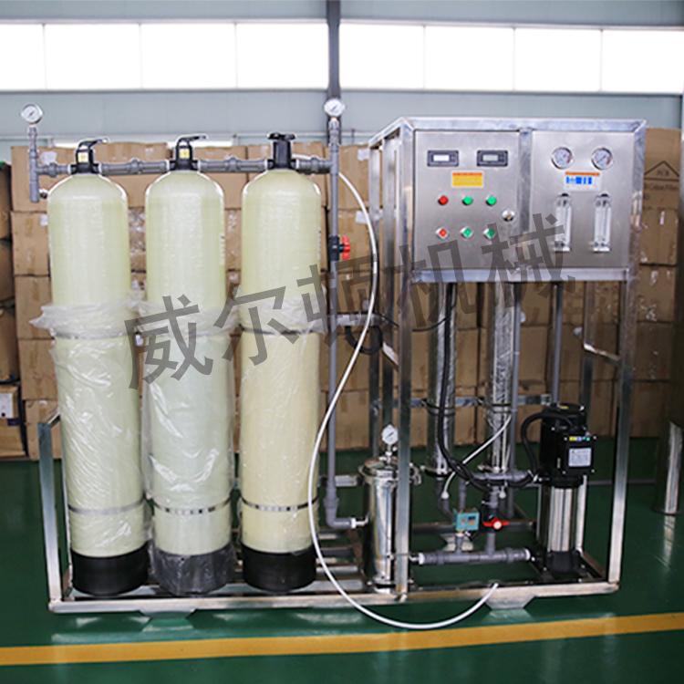 车用尿素液生产设备系统描述
