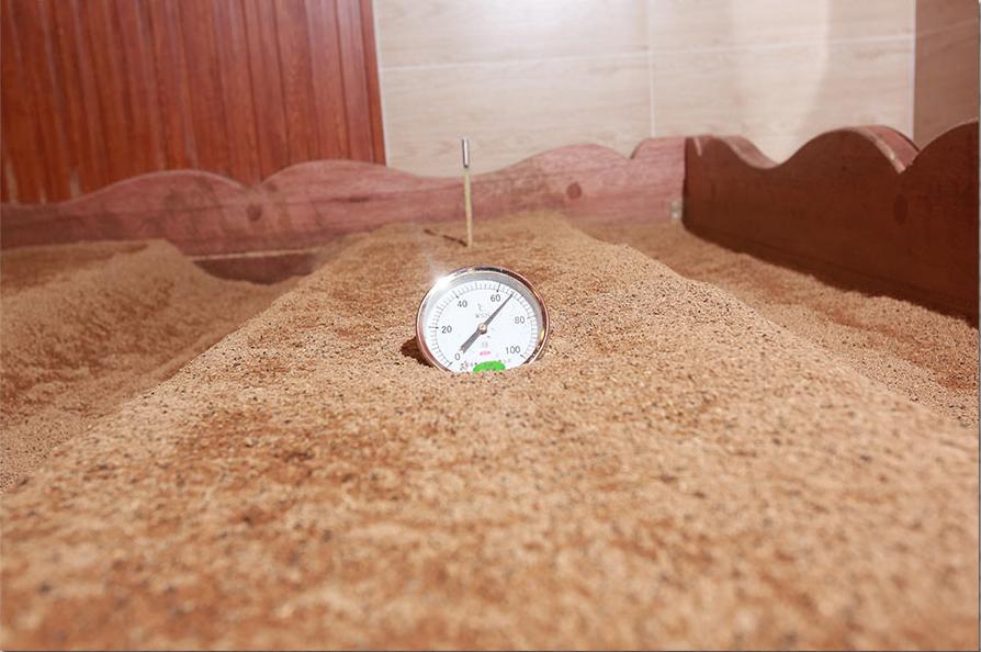 酵素浴木粉