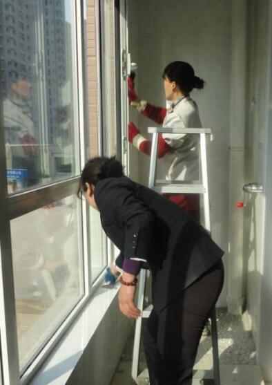 九龍坡開荒清潔