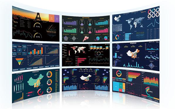 数据可视化系统