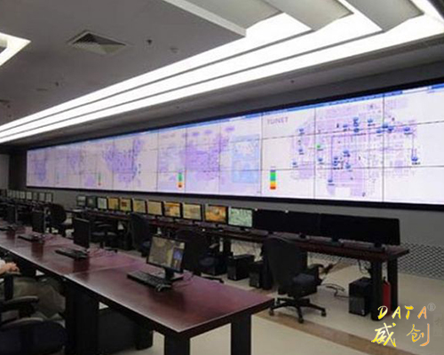 LCD安防监控拼接屏