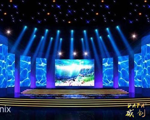 舞台展会LED大屏