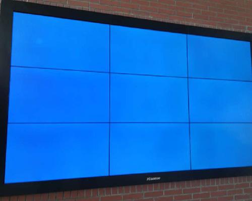 海信4k55寸屏幕