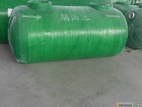 昆明玻璃鋼化糞池廠家