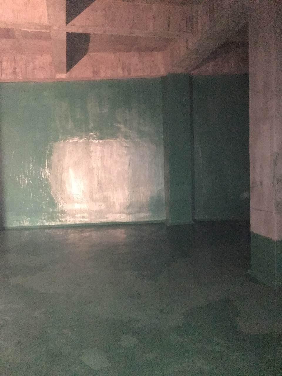 大理国际大酒店玻璃钢防水工程施工现场