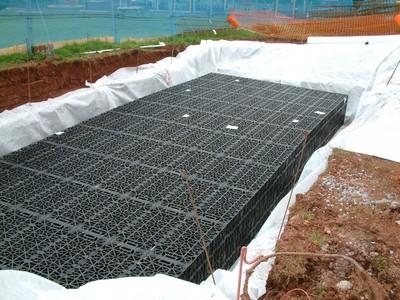 (黑色)pp雨水收集模块部分图片展示