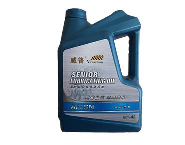 合成技术高性能合成发动机油