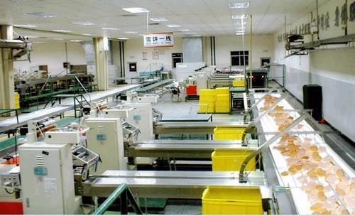 搬迁完成后食品生产线设备安装流程