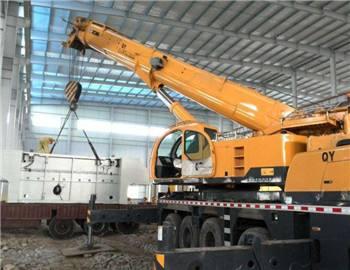 大型吊装设备桥式起重机介绍